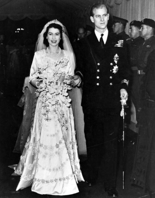 the marriage of Queen Victoria to Albert of Saxe-Coburg