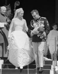 Grace Kelly married the Prince of Monaco