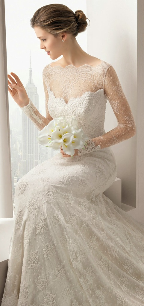 Rosa Clara 2015 Bridal Collection 006