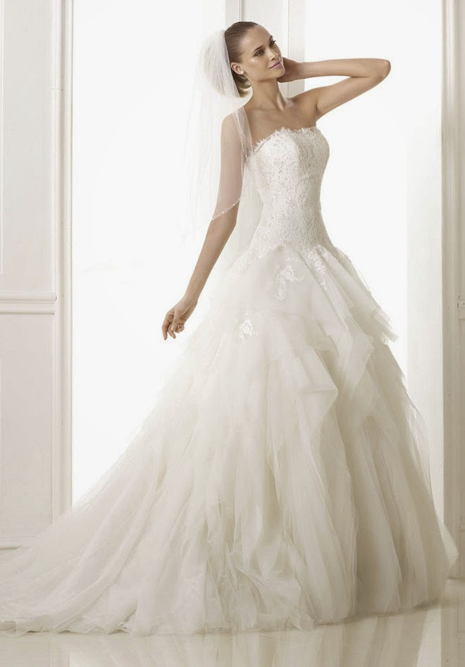 Pronovias 2015 Bridal Collections 051