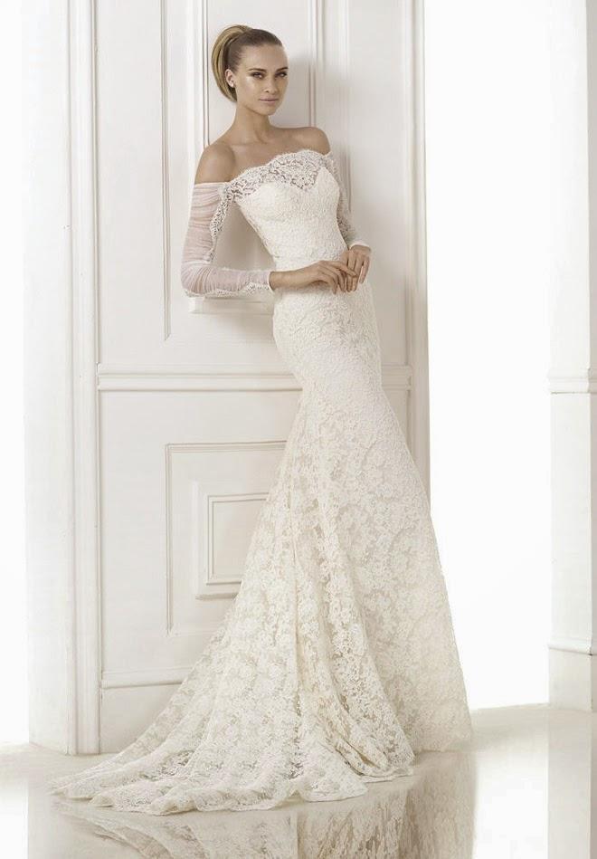 Pronovias 2015 Bridal Collections 040