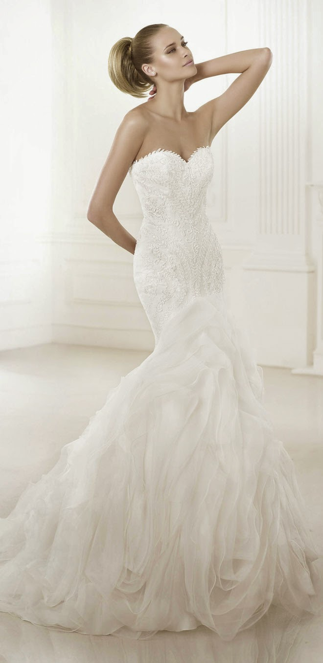 Pronovias 2015 Bridal Collections 047