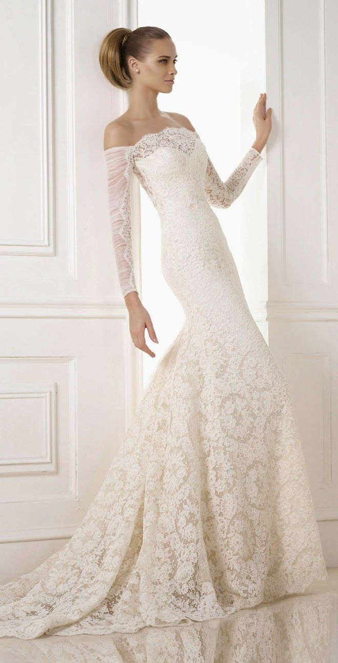 Pronovias 2015 Bridal Collections 037