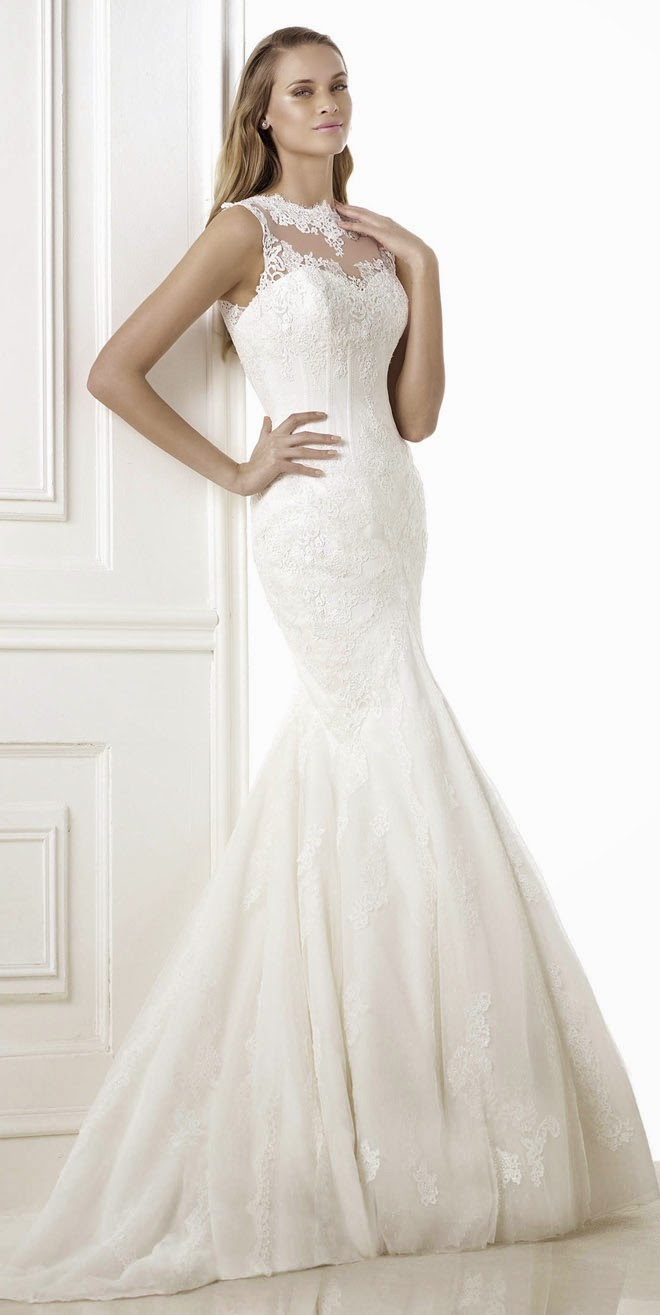 Pronovias 2015 Bridal Collections 023