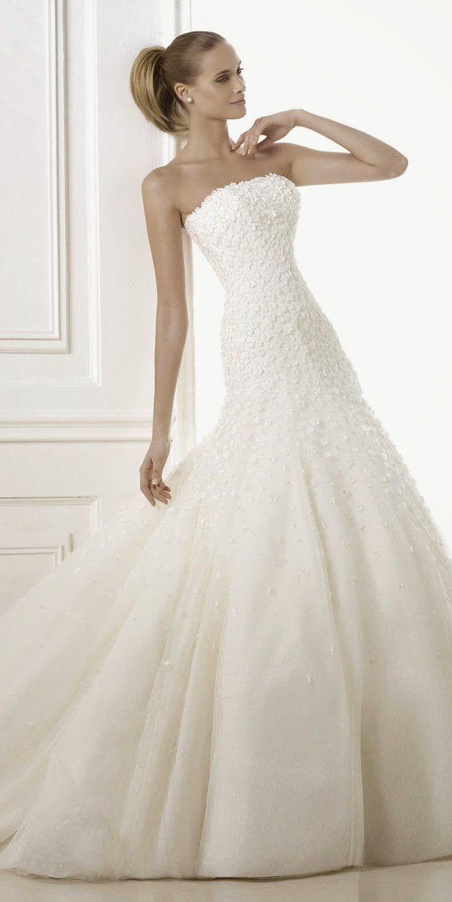 Pronovias 2015 Bridal Collections 050