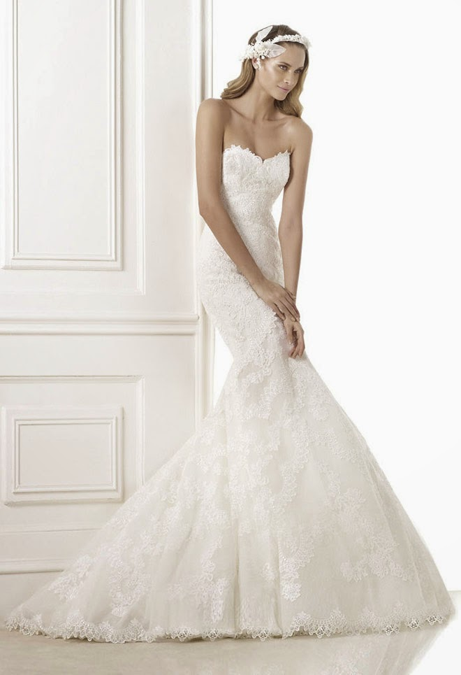 Pronovias 2015 Bridal Collections 004