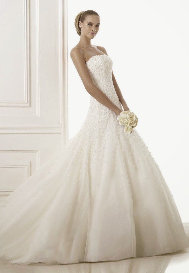 Pronovias 2015 Bridal Collections 049