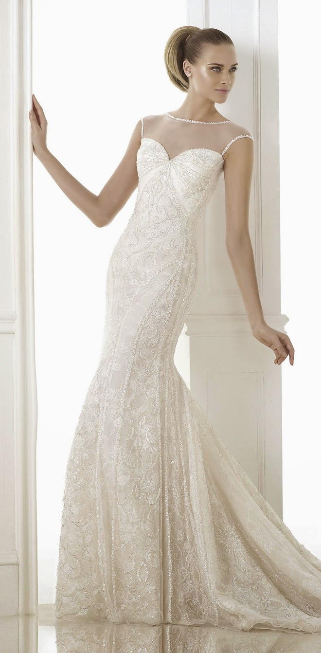 Pronovias 2015 Bridal Collections 027