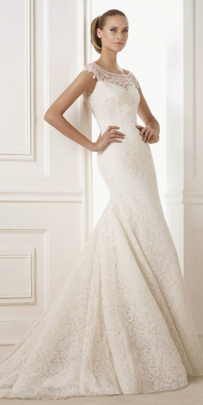 Pronovias 2015 Bridal Collections 035