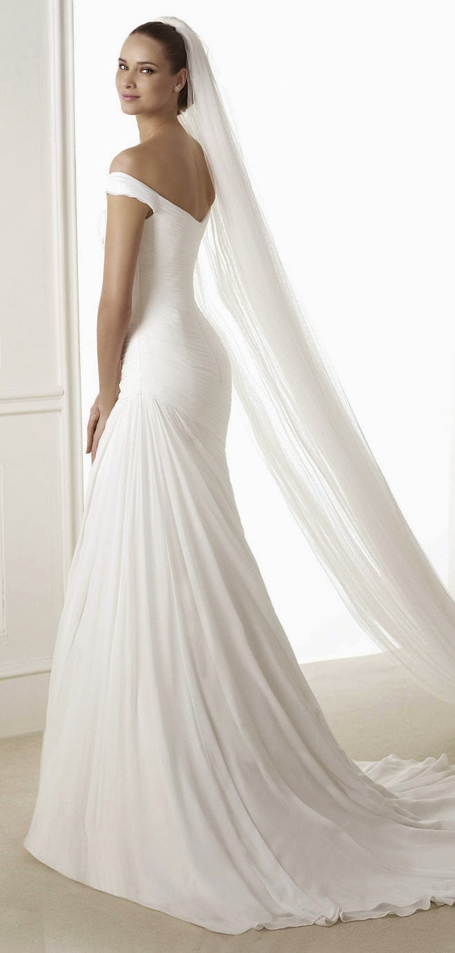 Pronovias 2015 Bridal Collections 009