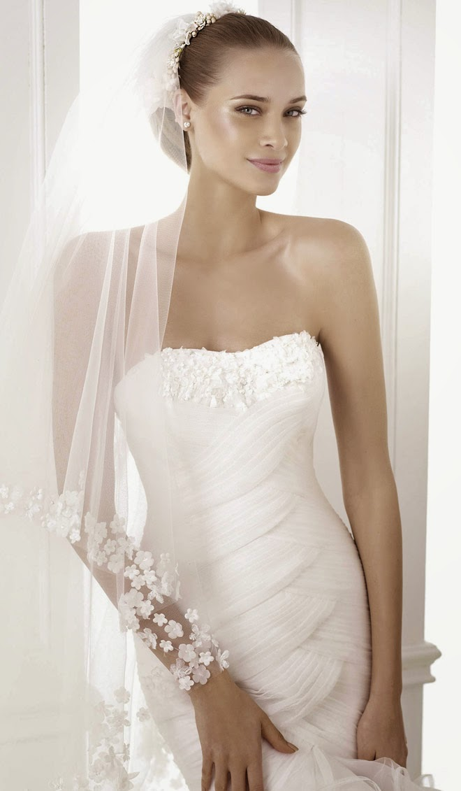 Pronovias 2015 Bridal Collections 042