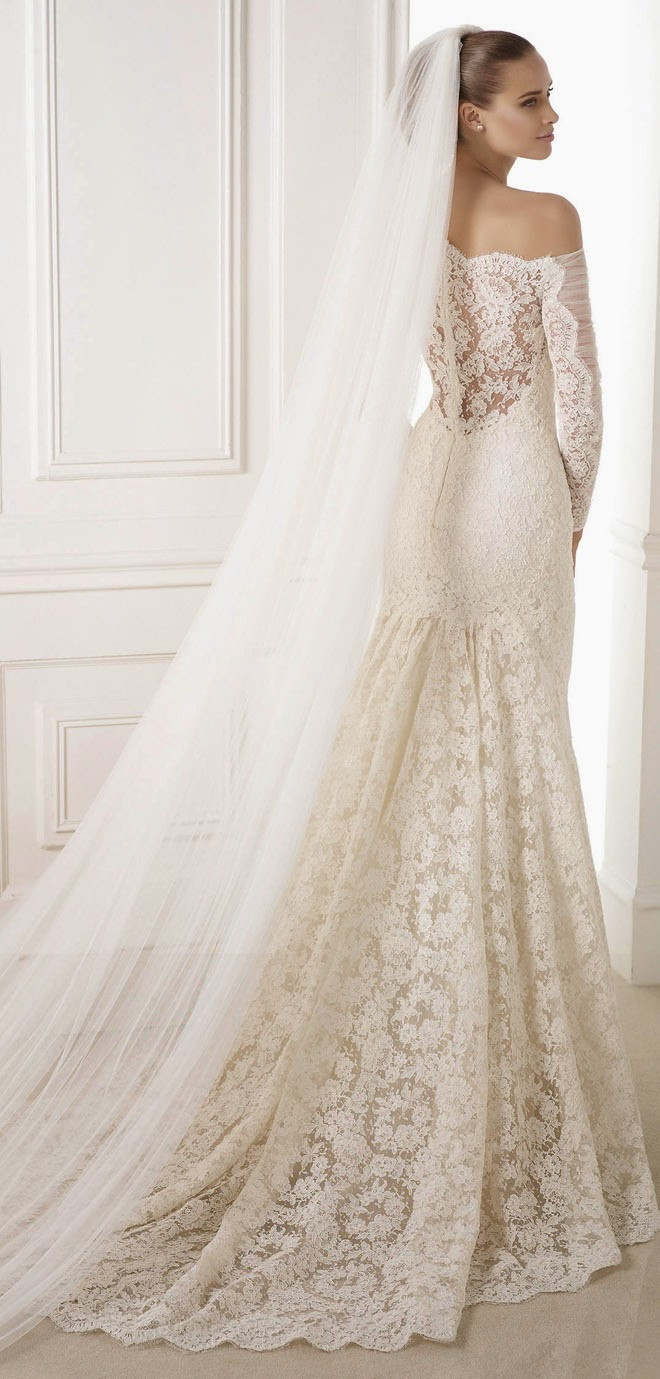 Pronovias 2015 Bridal Collections 038
