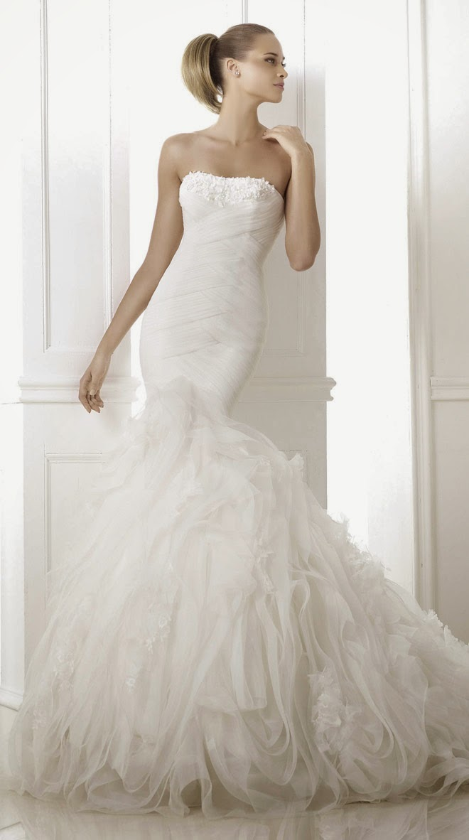 Pronovias 2015 Bridal Collections 041