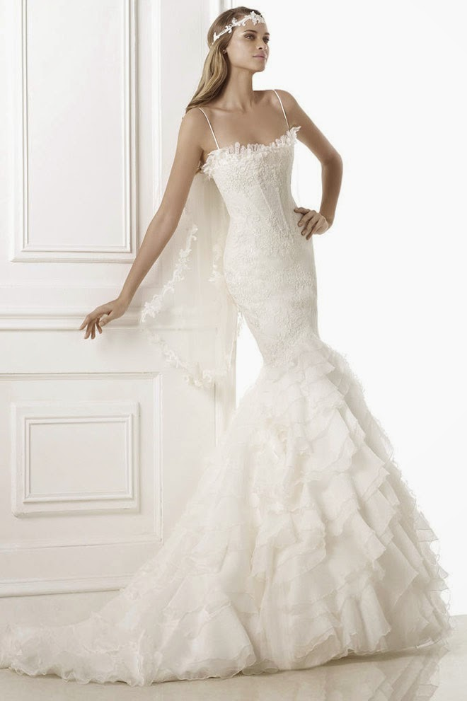 Pronovias 2015 Bridal Collections 053