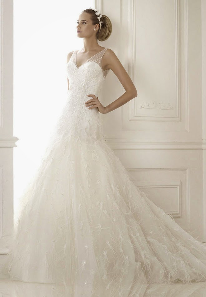 Pronovias 2015 Bridal Collections 048
