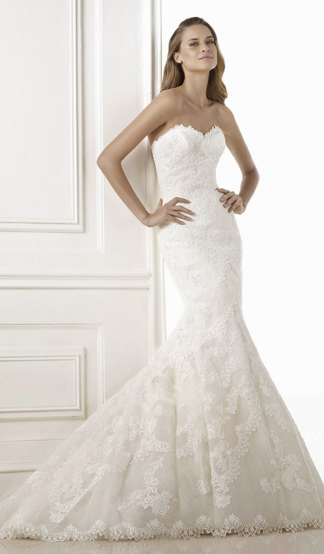 Pronovias 2015 Bridal Collections 005