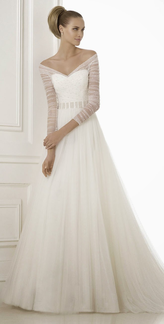 Pronovias 2015 Bridal Collections 016