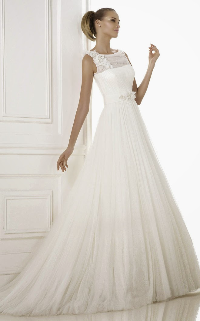 Pronovias 2015 Bridal Collections 019