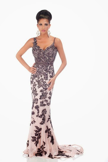 Evening gown 004