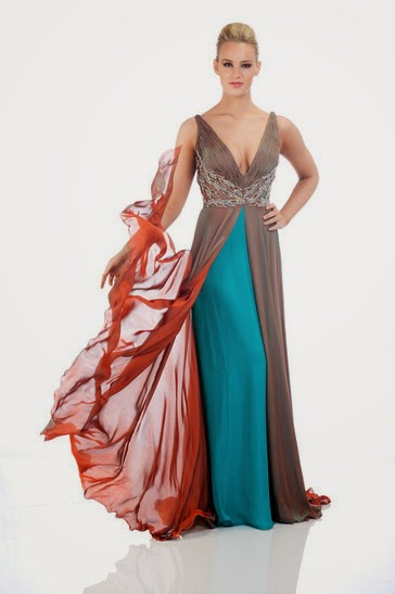 Evening gown 014
