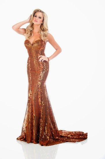 Evening gown 017