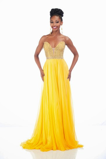 Evening gown 015